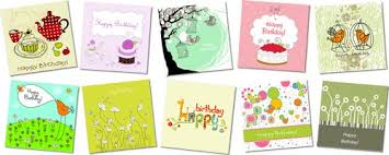 free bday cards free printable birthday cards