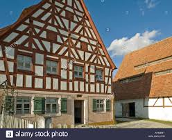 Bad Windsheim Freilandmuseum Old Slaughterhouse Stockfotos U0026 Old Slaughterhouse Bilder Alamy