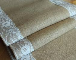 ivory lace table runner burlap table runners with ivory lace willow dixon