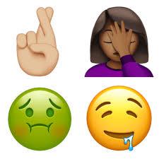 unicode 9 emoji updates first look new emoji in ios 10 2 click emoji blog