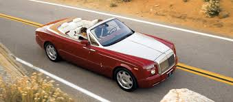 roll royce red rolls royce phantom drophead coupй business jet traveler