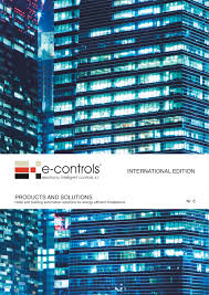 e controls catalogue n 6 1 41 pages