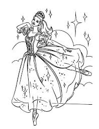 ballerina coloring pages free coloring pages 17586