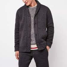 mens sweaters and cardigans roots