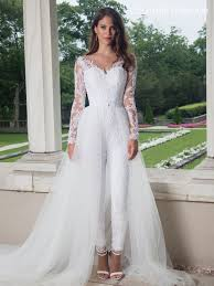 wedding dress jumpsuit marys bridal mb4008 dress madamebridal