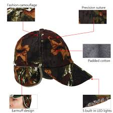 hats with lights built in camouflage led cap camouflage led cap suppliers and manufacturers