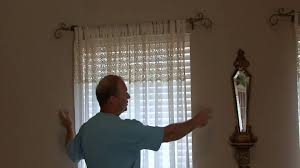 home maintenance how to measure your window for curtains youtube