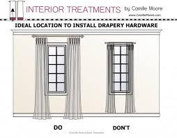 Install Curtain Rod Drywall Curtain Rods Splendid Hanging Curtain Rods 15 Hang Heavy Curtain