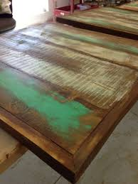 Reclaimed Wood Bistro Table Reclaimed Wood Bar Table Top Home Table Decoration