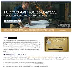 Business Gold Rewards Card From American Express Targeted Amex Business Gold Rewards 75k Mr 5k U0026 Af Waived Churning
