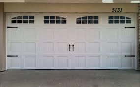 Garage Door Carriage Kit