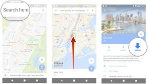 Googple Maps How To Use Google Maps Offline Android Central