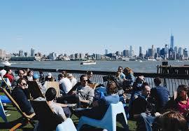 The Chandelier Room Hoboken Hoboken Oasis Pier 13 Honeygrow