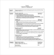 Free College Resume Template College Resume Template U2013 10 Free Word Excel Pdf Format