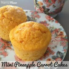 pineapple carrot muffins u2013 the road to loving my thermo mixer