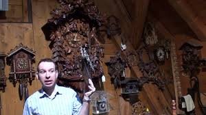 Kukuclock Black Forest Cuckoo Clock Shop Germany Youtube