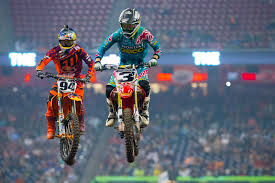 2014 ama motocross schedule villopoto perfect in 450 main event 2014 houston sx transworld