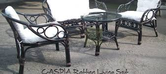 Outdoor Rattan Furniture by Natural Rattan Furniture
