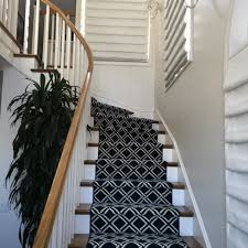 What Is Stainmaster Carpet Made Of Masland Stainmaster Carpet Fabricated Into A Stair Runner For A
