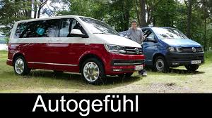 volkswagen volkswagen all new volkswagen vw transporter multivan t6 full review test