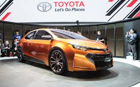 toyota motors japan toyota corolla furia concept first look motor trend