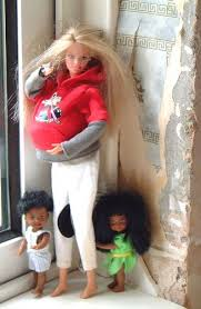 Once You Go Black You Re A Single Mom Meme - once you go black you re a single barbie wtf