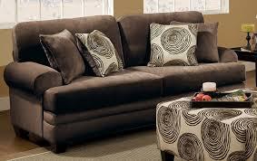 groovy chocolate sofa the furniture mart