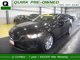 nissan murano quincy ma certified pre owned 2014 mazda mazda6 i touring 4dr car in