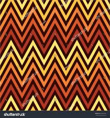 halloween seamless background seamless halloween color zigzag chevron pattern stock vector