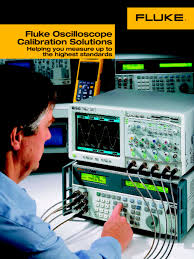 fluke oscilloscope calibration solutions fluke calibration pdf