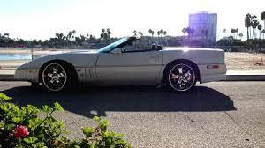1988 corvette for sale 1988 corvette for sale los angeles california corvette car ads