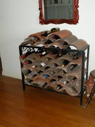 wine bottle rack dimensions home design ideas