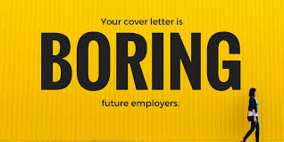 your cover letter is boring employers here u0027s why u2026 longwood