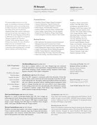 Sample Front End Developer Resume by Resume Of Php Developer Resume For Your Job Application