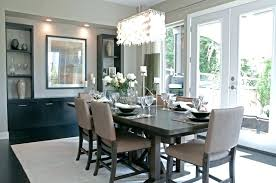 how high to hang chandelier over dining table dining table hanging lights dining table chandelier height l