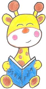 imagenes de jirafas bebes animadas para colorear dibujos para colorear de jirafas bebes ideas creativas sobre colorear