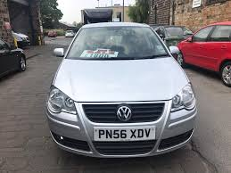 2006 volkswagen polo 1 2 petrol manual 5 door low mileage 65k only