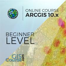 gis class online arcgis 10 x beginner level gis course tyc gis
