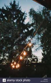 summer garden lights stock photos u0026 summer garden lights stock