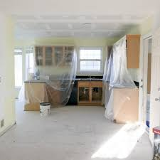 home renovation update three tearing down the wall whitney blake