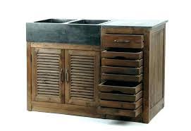meuble sous evier cuisine meuble sous evier bois massif meuble evier bois meuble cuisine evier