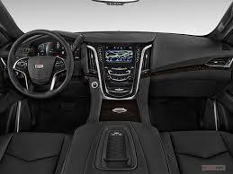 2012 Cadillac Escalade Interior Cadillac Escalade Prices Reviews And Pictures U S News U0026 World