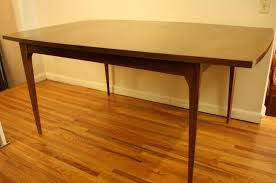 furniture pretty brown wooden dining table by broyhill furniture