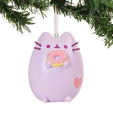 pusheen ornaments enesco gift shop