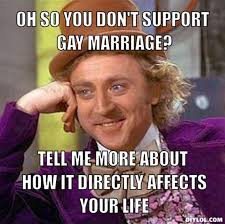 Happy Marriage Meme - 7 funny lgbtq memes college news
