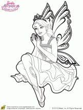 barbie fairy princess coloring pages fairies fairy