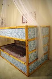 loft bed hacks ikea kura bunk bed ikea kura loft bed hack for playroom image