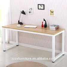 plan de travail pour bureau table de travail bureau bureau rectangulaire avec plateau verre