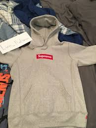 my guide on how to legit check box logo hoodies supremeclothing