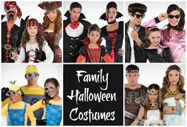 family halloween costumes controlled confusion